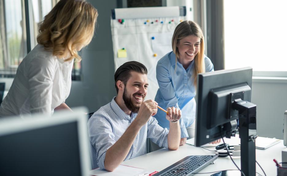 ¿Cómo te puede ayudar dataBI si trabajas en una oficina?